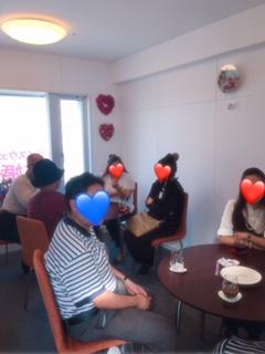 10月8日婚活カフェパーティー盛り上がりました💓
